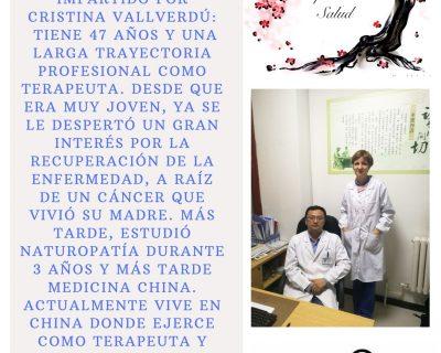 Privado: Como ser un buen Terapeuta en Medicina China con Cristina Vallverdú