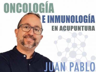 Cursos de Oncología e Inmunología con acupuntura. Impartido por Juan Pablo Moltó.