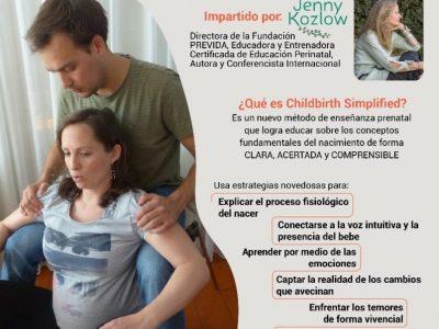 Actualización en Estrategias de Enseñanza Prenatal